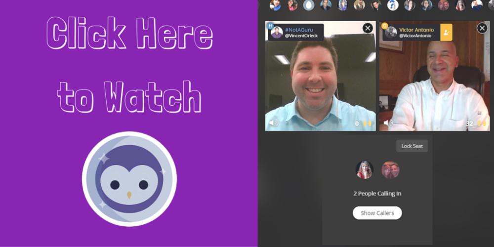ClicktoWatch - victor blab update
