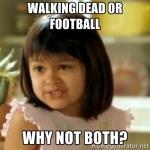 dead football